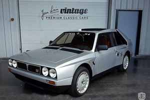 How Is This Lancia Delta Rally Car Worth Nearly $600,000?