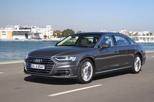2018 Audi A8 First Drive Review: The New Lord Of The Rings