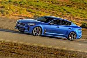 2018 Kia Stinger First Drive Review: It Lives Up To The Hype