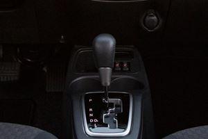 2018 Mitsubishi Mirage GT 4dr Hatchback Dashboard