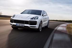 2018 Porsche Cayenne First Drive Review: The Benchmark SUV