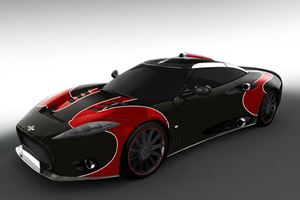 Spyker C8 Aileron LM85 Marks End Of Wonderfully Strange Era