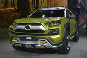 Toyota Confirms Another Urban SUV Because It's What Millennials Want