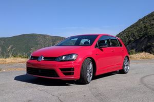 2017 Volkswagen Golf R: The Perfect Car For Los Angeles