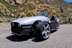 2017 Vanderhall Venice Review: We Find Out How Insanely Fun It Is To Drive An Auto Cycle