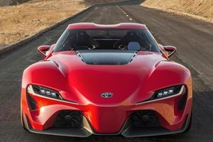 Toyota To Unveil New SUV Concept, Not The New Supra, At Detroit