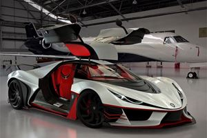 Inferno Unveils Plans For ANOTHER 1,400-HP Hypercar