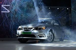 Saab Is Officially Back: As A New Electric Car