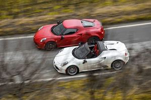 Alfa Romeo Wants To Revamp The 4C To Make It A True Halo Car