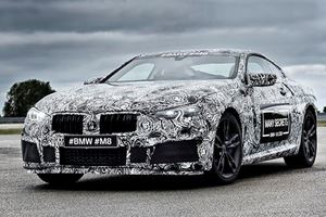 It's Official: The BMW M8 Is Coming In 2018