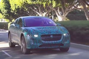 Here's Proof The Jaguar I-Pace Has What It Takes To Kill Off The Model X