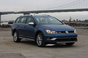 2016 Volkswagen Golf Alltrack: The Only Appliance You'll Need