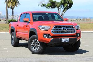 2016 Tacoma TRD Off-Road Double Cab Review: Is It Worth Buying If You Can't Take It Off-Road?