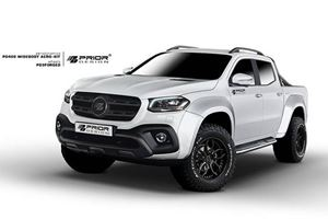 Mercedes X-Class Gains Some Extra Muscle With New Widebody Kit