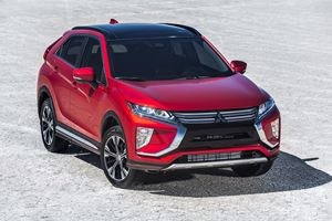 2018 Mitsubishi Eclipse Cross First Drive Review: The Underdog Story With An Unhappy Ending
