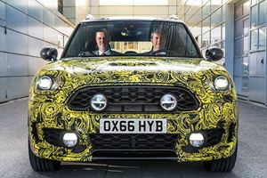 Mini's New Baby SUV Will Likely Be Powered By Electricity