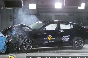 Kia Stinger Scores Dubious Crash Test Ratings In ANCAP