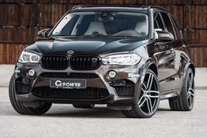 This 750-HP BMW X5 M Wants To Battle The Lamborghini Urus