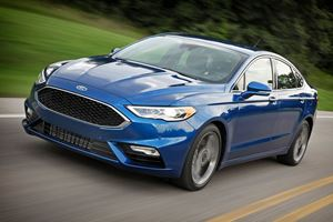 Next Ford Fusion Might Be Built In China Instead Of Mexico
