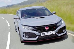 Chris Harris Is Now A Dissenting Voice Against The Civic Type R
