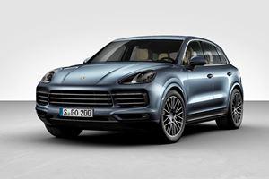2018 Porsche Cayenne Review
