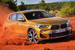 BMW Charging Lots Of Money For Fancier X1