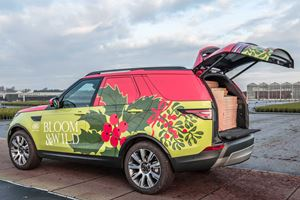 The Land Rover Discovery Commercial: Santa's Delivery SUV