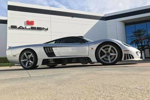 Reborn Saleen S7 Le Mans Edition Unveiled With 1,300 HP