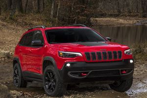 Behold! This Is The 2019 Jeep Cherokee