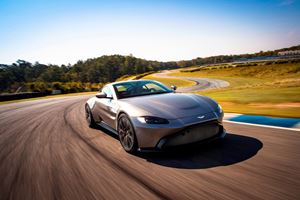 2019 Aston Martin Vantage First Look Review: A Huge Step Forward