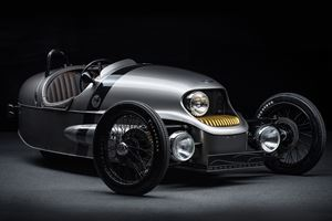 Electric Morgan Sports Car Coming With 120-Mile Range