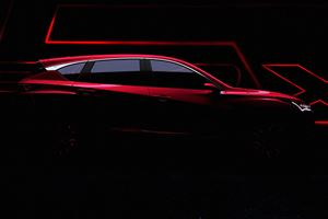 Acura RDX Prototype Teases Most Extensive Redesign In Years