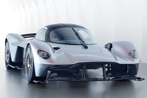 Aston Martin Steals McLaren's Chief Test Driver To Create Ultimate Hypercar