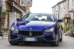 The 2018 Maserati Ghibli Is No Match For The M5 Or Mercedes-AMG E63