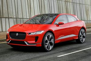 Jaguar I-Pace Base Price Will Be Almost Identical To Tesla Model X