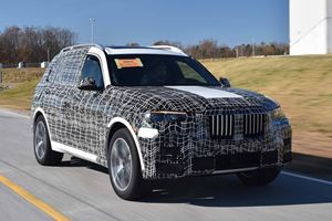 New BMW X7 Packs 455-HP According To Leaked Documents
