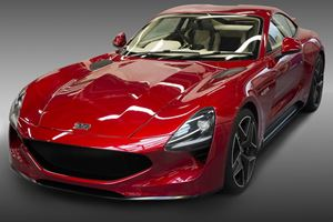 The Reborn TVR Griffith Will Sound Absolutely Savage