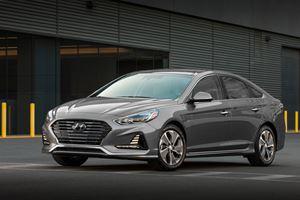 2018 Hyundai Sonata Hybrid Review