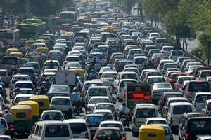 BMW Wants To Solve China's Horrific Traffic Jams