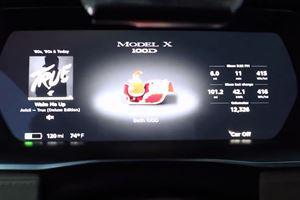 """Tesla Hides """"Santa Mode"""" For The Holidays"""