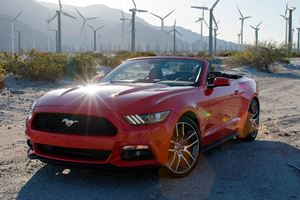 2018 Ford Mustang Convertible Review