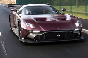 That One-Off Street-Legal Aston Martin Vulcan Is A V12 Masterpiece
