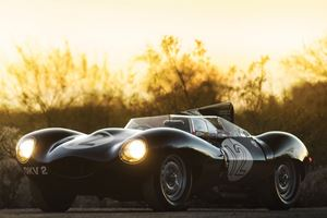 This Stunning Jaguar D-Type Could Sell For $15 Million