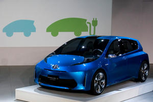 Video: Detroit 2011: Prius C Concept and Prius V