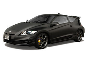 Detroit 2011: Hondas Access Division Displays Modified CR-Z
