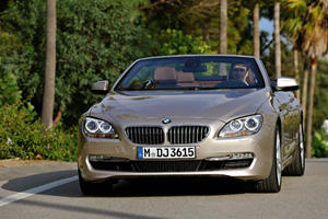 Detroit 2011: BMW 650i Convertible