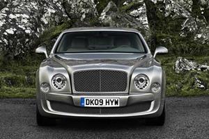 First Look: 2011 Bentley Mulsanne