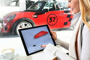 Mini Will Add Even More Customizable Options With 3D-Printed Parts