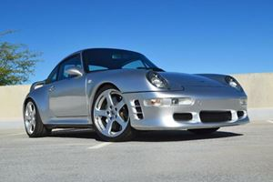 This Rare 1995 RUF 911 Is Nearly As Fast As Today's Supercars