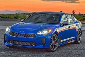 Well That Didn't Take Long: Kia Dealers Are Marking Up The Stinger